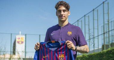 برشلونة يضم موهبة جرونينجن الهولندى حتى يونيو 2022