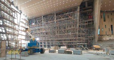اللجنة العليا للمتحف الكبير تبحث سبل الاستعدادات المتبعة لافتتاحه 2020