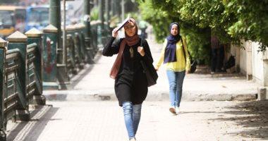 انخفاض الحرارة درجتين اليوم.. والعظمى بالقاهرة 34 درجة