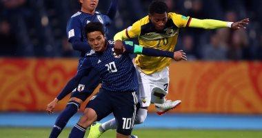 اليابان يخطف تعادلا مثيرا من الإكوادور فى كأس العالم للشباب.. فيديو