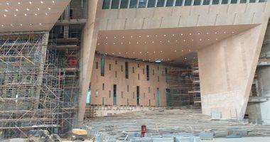 مشرف عام المتحف الكبير: الافتتاح فى 2020 بجميع قاعات العرض
