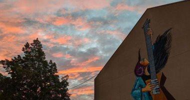 بتحارب بفرشاتها.. أول امرأة ترسم جرافيتى فى شوارع أفغانستان