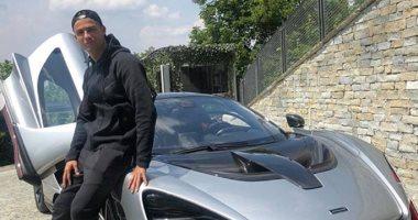 فيديو.. سيارة رونالدو تخطف الأنظار على مواقع التواصل الاجتماعي