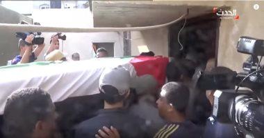 شاهد.. لحظة وصول جثمان زكى مبارك قتيل السجون التركية إلى غزة