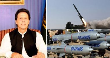 """تصاعد وتيرة الحرب الباردة بين الهند وباكستان.. 72 عاما من الحرب.. نيودلهى تعلن نجاح تجربة جديدة لصاروخ """"براموس"""" فوق الصوتى.. والجيش الباكستانى يرد عليها بتنفيذ تدريب ناجح لإطلاق الصاروخ الباليستى شاهين 2"""