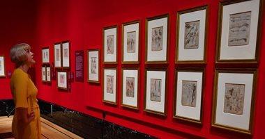 بعد 500 عام على وفاته.. عرض رسومات ليوناردو دافنشى فى قصر بكنجهام ..صور
