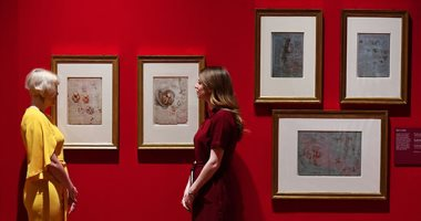 معرض ليوناردو دافنشى فى بريطانيا