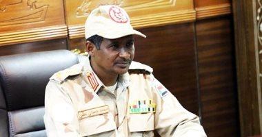 نائب رئيس المجلس الانتقالى السودانى يزور السعودية