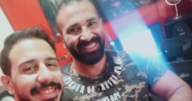 """بعد كليب """"القمر"""".. إسلام مونتى يتعاون مع أحمد سعد فى أغنية جديدة"""