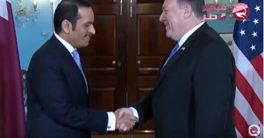 """شاهد """"مباشر قطر"""" تفضح لوبى """"الحمدين"""" بواشنطن ومخططاته الخبيثة هناك"""