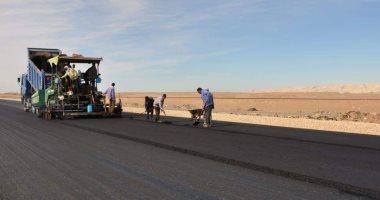 مشروعات الدولة.. 8200 كم طرق منها 2025 كم محاور تنموية جديدة فى سيناء