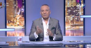 """أحمد موسى: قناة """"تايم سبورت"""" أول خطوة لهيكلة """"ماسبيرو"""""""