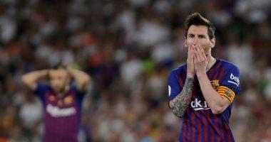 """20 صورة تجسد """"السقوط المميت"""" فى وداع برشلونة كأس ملك إسبانيا"""