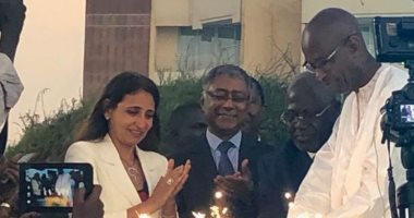 سفيرة مصر لدى السنغال تلقى كلمة الرئيس السيسى فى يوم أفريقيا