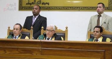 """اليوم.. استكمال سماع الشهود في إعادة محاكمة """"خلية الوراق"""" الإرهابية"""