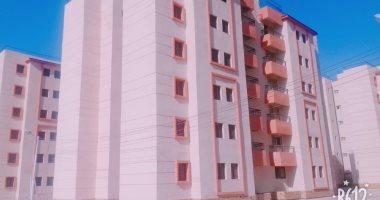 تنفيذ 9 عمارات سكنية بالفرافرة بـتكلفة 30 مليون جنيه ضمن مشروع الإسكان الاجتماعى