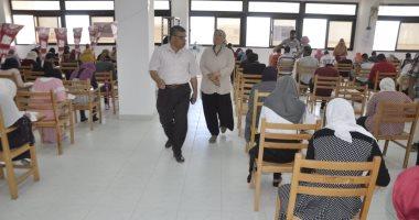 رئيس جامعة القناة: طلاب 15 كلية أدوا الفترة الأولى من امتحانات نهاية العام