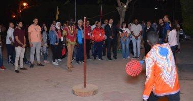 جامعة القاهرة تستضيف احتفالية يوم الشباب الإفريقى