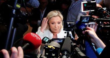 صور.. ماريان لوبان تعلن فوزها على حزب الرئيس الفرنسى بالانتخابات الأوروبية
