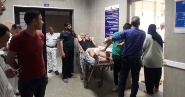 سقوط شرفة عقار وإصابة ثلاثة أشخاص فى العصافرة بشرق الإسكندرية
