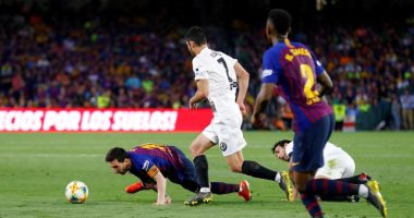 جول مورنينج.. أدريانو يتألق فى مواجهة برشلونة ضد رايو فاليكانو