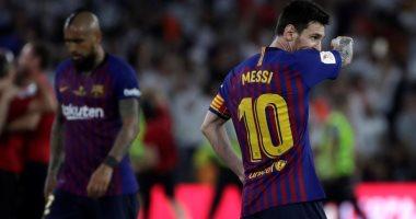 بالأرقام.. ميسي يواصل التربع على عرش برشلونة فى آخر 10 مواسم