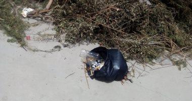شكوى من تراكم القمامة بالمجاورة 8 بالتجمع الأول بالقاهرة الجديدة