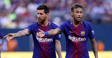 محاولات مكثفة من ميسي لإعادة نيمار إلى برشلونة
