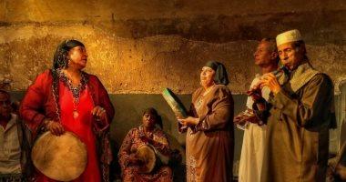 فرقة مزاهر تقدم سهرة زار رمضانية فى مصر القديمة