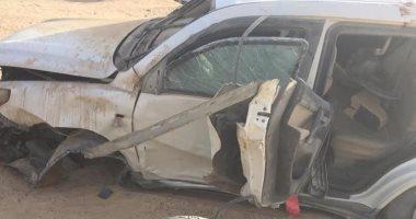 إصابة 3 أشخاص فى حادث تصادم بالغربية