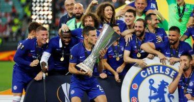 شاهد.. تشيلسي يرفع كأس الدوري الأوروبي للمرة الثانية في تاريخه