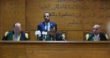 """اليوم.. استكمال مرافعة الدفاع فى إعادة محاكمة 46 متهما بـ""""أحداث مسجد الفتح"""""""