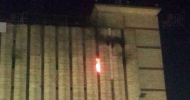 النيابة تطلب تقرير اللجنة الفنية حول حريق صالة التكييف بسنترال الجيزة