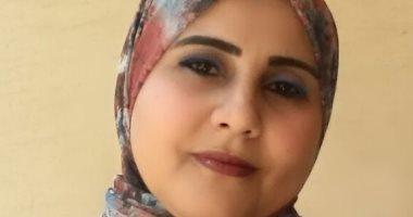 قصة نجاح صيدلانية بمستشفى أطفال جامعة المنصورة فى تصنيع المشغولات الجلدية