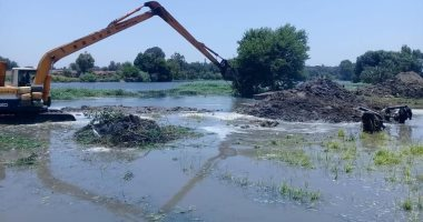 الرى تعلن إزالة 12 مخالفة على نهر النيل فى 3 محافظات