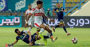نتائج مباريات يوم الخميس 30/5/2019 في الدوري المصري