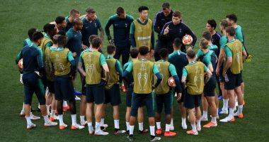 توتنهام ضد ليفربول.. السبيرز ينهى تدريباته لنهائى دورى أبطال أوروبا