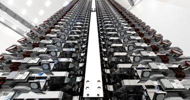 تقرير: أقمار مشروع Starlink التابع لسبيس إكس تسير بشكل صحيح