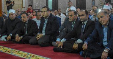 """""""أوقاف الإسكندرية"""" تحتفل بليلة القدر بحضور المحافظ"""