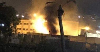 إصابة 7 عمال فى انفجار أسطوانة بكافتيريا بشرم الشيخ
