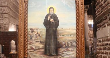 كيف اكتشف كهنة كنيسة أبو سرجة جسد راهب مدفون؟ اعرف القصة