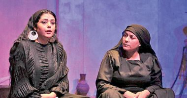 """اليوم آخر ليلة عرض لمسرحية """"الطوق والأسورة"""" على مسرح السلام"""