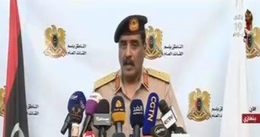 المتحدث باسم الجيش الليبى: قطر مهدد أمنى للاستقرار فى ليبيا والمجتمع الدولى