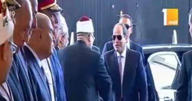 بث مباشر ..الرئيس السيسي يشهد احتفالية وزارة الأوقاف بليلة القدر