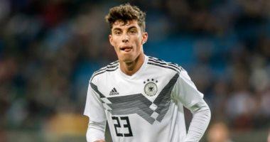 مدرب ألمانيا يتغزل فى موهبة باير ليفركوزن