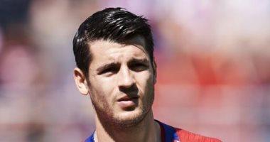 موراتا يغيب عن أتلتيكو مدريد ضد يوفنتوس للإصابة