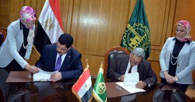 محافظ القليوبية يوقع بروتوكولا لتطوير ميدان أحمد عرابى فى شبرا الخيمة