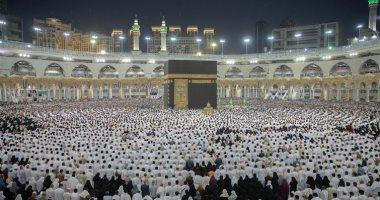 أكثر من 2 ونصف مليون مصل أدوا ليلة ختام القرآن الكريم فى المسجد الحرام -