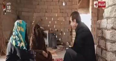 """فيديو.. جورج قرداحى: اليوم أخر حلقات برنامج """"اسم من مصر"""""""