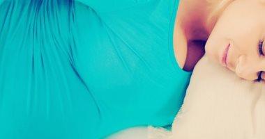 اعراض الحمل تحجير الثدي وكثرة التبول